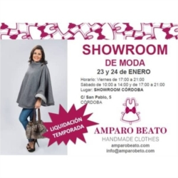 SHOWROOM SOLIDARIO