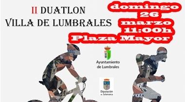 II Duatlón Villa de Lumbrales