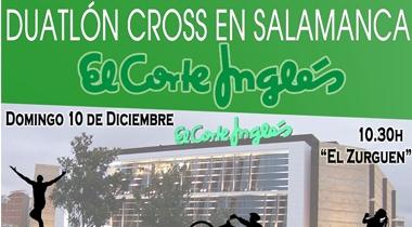 Duatlón Cross en Salamanca – El Corte In