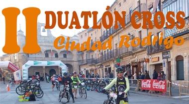 II Duatlón Cross Ciudad Rodrigo