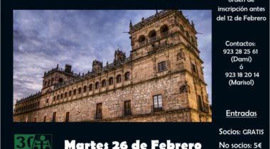 Visita al Palacio de Monterrey