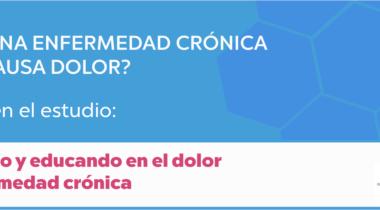 ESTUDIO SOBRE EL DOLOR CRÓNICO