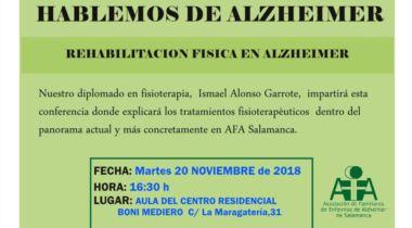 HABLEMOS DE ALZHEIMER