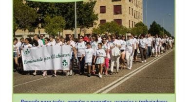 VI Marcha Caminando por Alzheimer