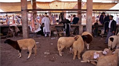 Mercados en Marruecos