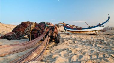La playa de Mira
