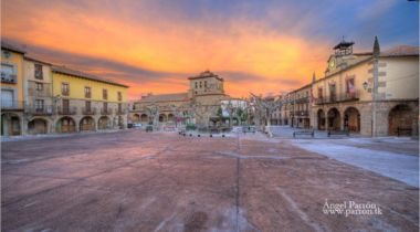 Piedrahita - Plaza de España