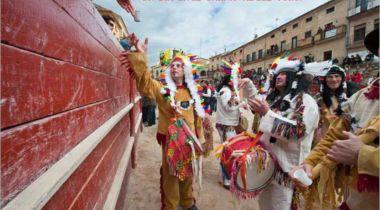 Un día en el carnaval del toro en Ciudad