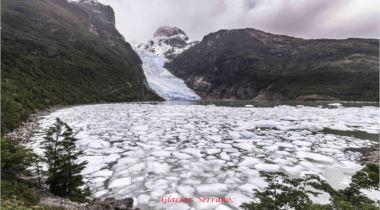 Chile. Glaciares de Balm