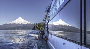CHILE,LA ÚLTIMA FRONTERA. Petrohué y lag