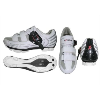 Zapatillas de Mtb Extreme Tora White