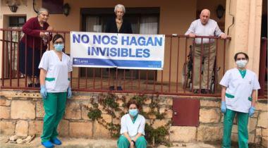 """CAMPAÑA LARES """"NO NOS HAGAN INVISIBLES"""""""