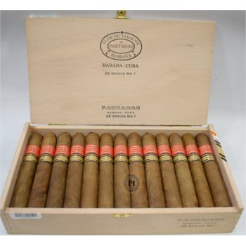 Partagas Series N1 Limited Edition 2017 (25)