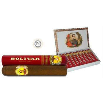 Bolivar Royal Coronas Tubo - 10 cigars