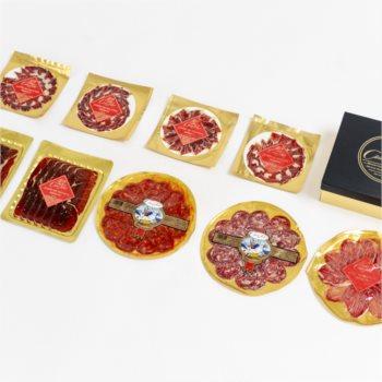 Nº16 Degustación Cinco Soles- 8 Bandejas de Ibéricos de Bellota