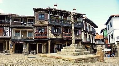 La Alberca y San Martín del Castañar