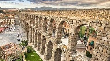 Viaje a Segovia y a Ávila