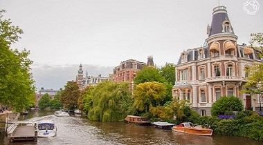 Viaje a Francia y a Países Bajos