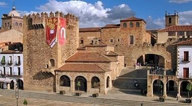 Viaje a Cáceres