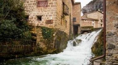 Excursión a Orbaneja del Castillo