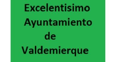 EXCMO. AYUNTAMIENTO DE VALDEMIERQUE