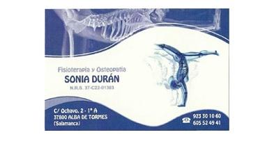 Fisioterapia Sonia Durán