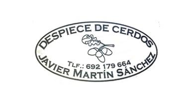 Despiece de cerdos Javier Martín Sánchez