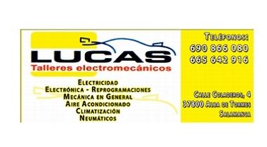 Lucas Talleres electromecánicos