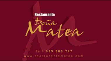 Restaurante Doña Matea