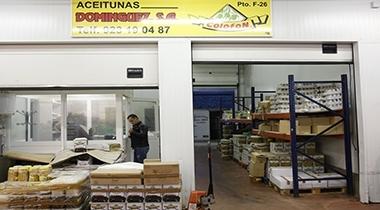 Aceitunas Domínguez, S.A.