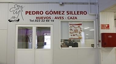 Pedro Gómez Sillero