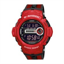 Reloj digital Casio GD-200-4ER Rojo