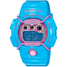 Reloj digital Casio BG-1005M-2ER Azul